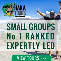 Guided tours of New Zealand