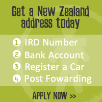 Mail Service Forwarding NZ
