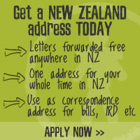 Mail Service | Mail Forwarding Service New Zealand