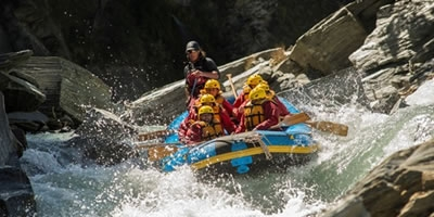 Queenstown Rafting