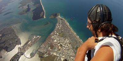 Tauranga Tandem Skydiving