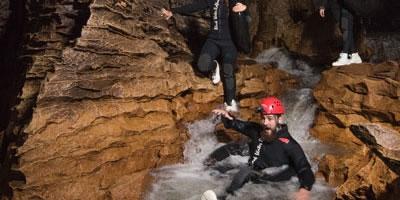 Legendary Black Water Rafting