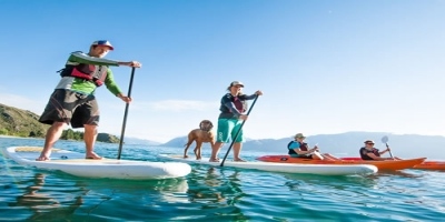Paddle Wanaka - Freedom Kayak Hire