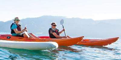 Paddle Wanaka - Guided Kayak Tours
