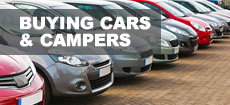 Buy Cars and Campervans