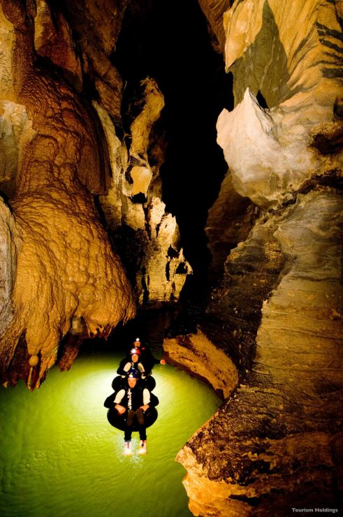 Waitomo Caves (Credit: Tourism Holdings)