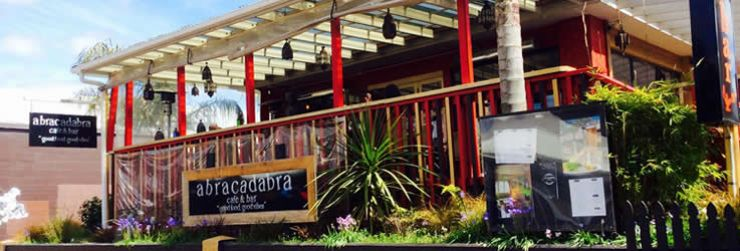 Abracadabra Cafe and Bar