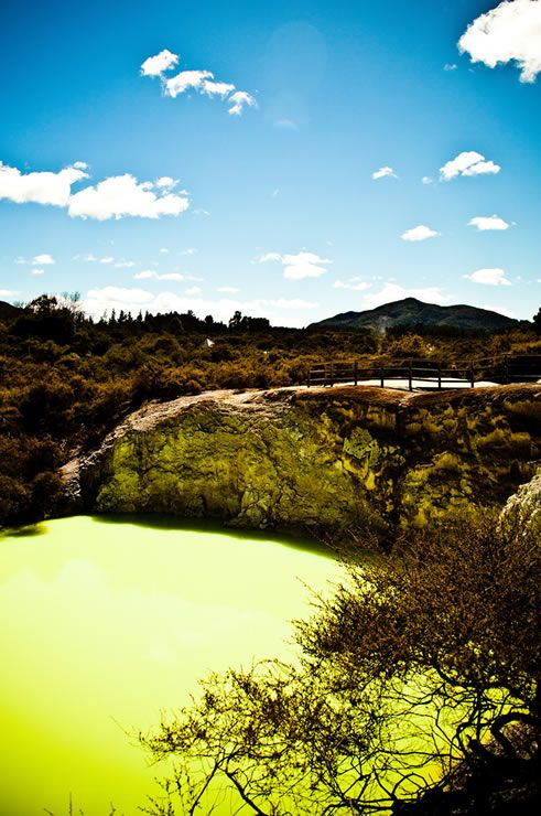 Wai-O-Tapu (Image Credit: RotoruaNZ.com)