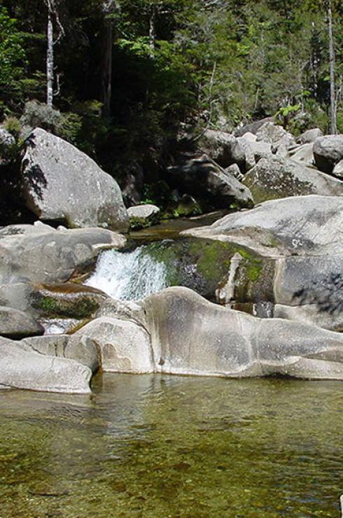 Cleopatras Pool (Image Credit: Wilsons Abel Tasman