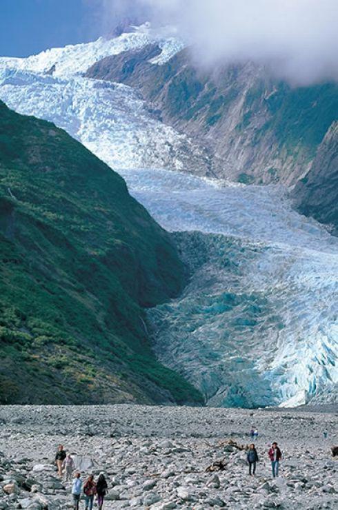 Franz Josef Glacier (Image Credit: Gareth Eyres)