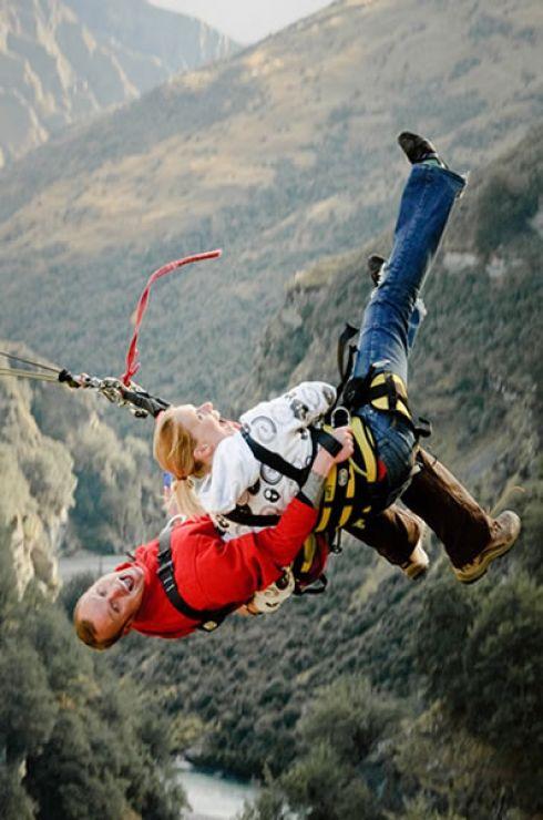 Image Credit: Shotover Canyon Swing