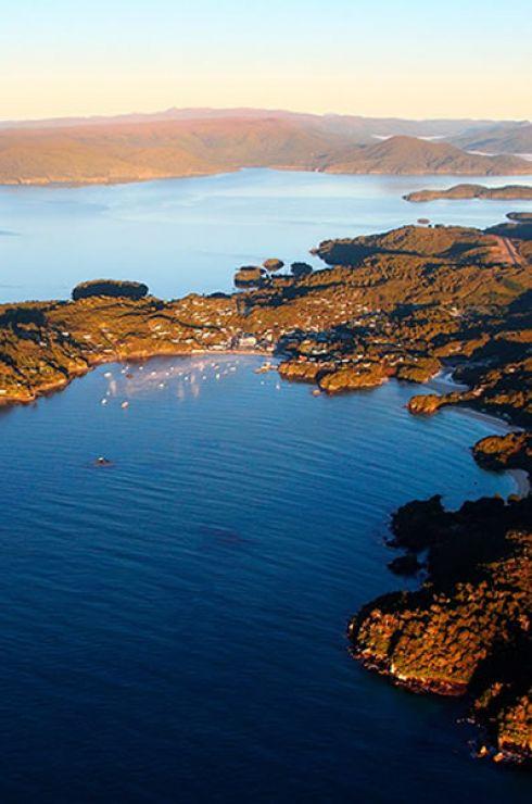 Stewart Island (Image Credit: Venture Southland))