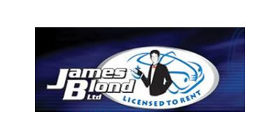 James Blond Car Rentals
